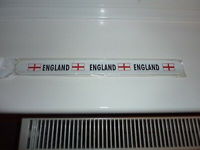 ENGLAND SLAP RULER 30cm/12Inch New & Sealed Package