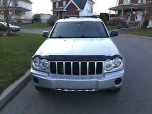 JEEP Grand Cherokee 2007 - 178 000 km - V6, 3,7L