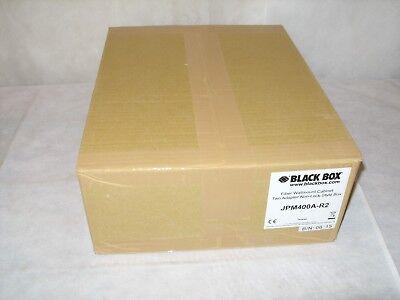 Black Box - Wandhalterung Nicht Schließend 2-slot Faseroptik Gehäuse Panel (Patch Panel Wand Halterung)