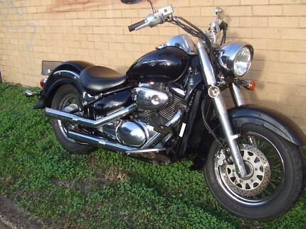 Suzuki VL800 Cruiser 2007 Fuel Injected, unregistered... South Lismore Lismore Area Preview