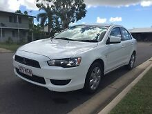 2009 Mitsubishi Lancer ES auto (low kms) Townsville Townsville City Preview