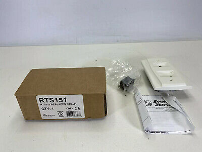 System Sensor Rts151key Test And Reset Station With Key New In Box