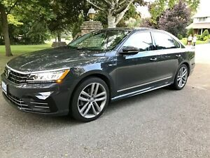 2017 VW Passat R Line one owner 15k private sale