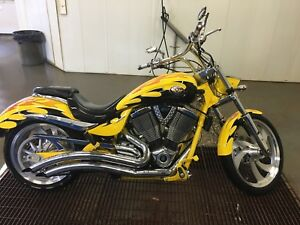 2006 Victory 8 ball Arlen Ness Special Edition
