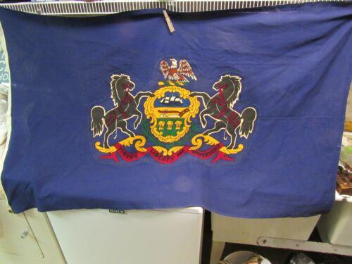 Vtg. Defiance / Annin & Co. NJ Brand Pennsylvania State Flag