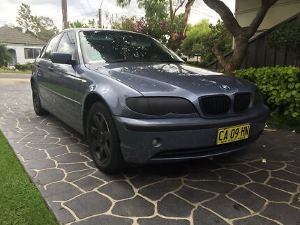 Bmw 318i E46 2004 Yagoona Bankstown Area Preview
