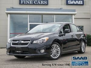 2013 Subaru Impreza Limited Leather/Navigation/One Owner