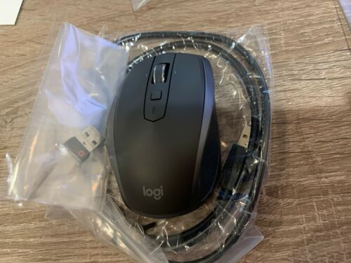 RB Logitech MX Anywhere 2S Wireless Mouse Graphite for PC/Mac