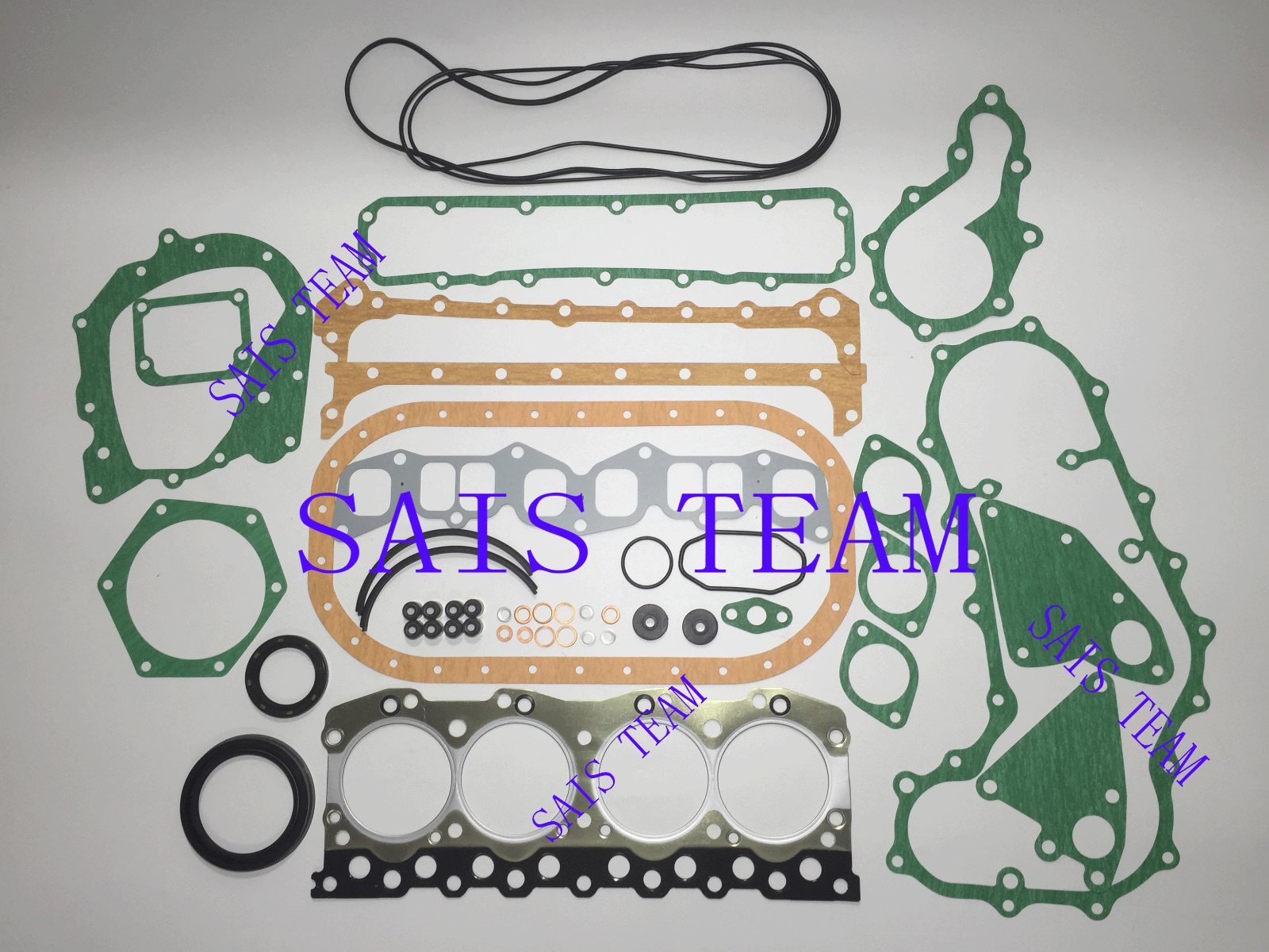 ISUZU C221 Engine Full Gasket Set kit for Truck Forklift Excavator etc