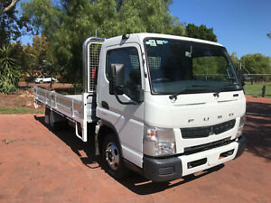 Mitsubishi Canter 515 wide cab Tray Regency Park Port Adelaide Area Preview