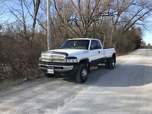 12valve dually 4x4 trade for 3rd Gen 5.9 only