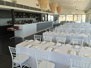 Tables & chair hire wedding party hire Belhus Swan Area Preview