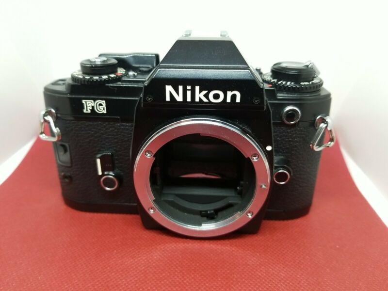 Nikon FG Black Body only