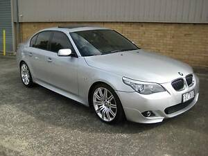 2007 BMW 530I MOTORSPORT UPDATE 134,000 KLMS BOOKS A1 Heidelberg Heights Banyule Area Preview