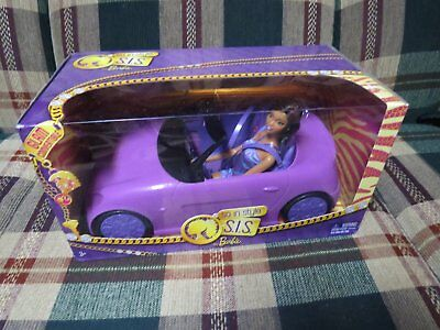 So in Style Barbie with car