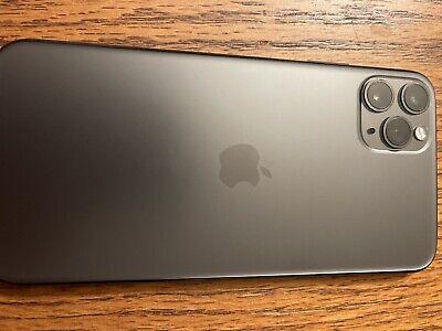 Apple iPhone 11 Pro Max • 64GB • Midnight Green ATT