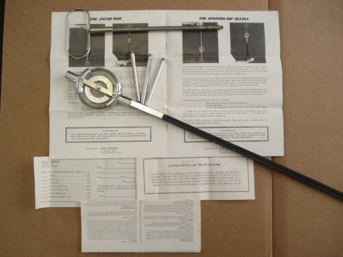 Spanish Dip Needle - Metal Detector???? - Carl Anderson