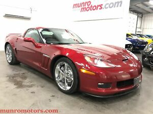 2010 Chevrolet Corvette Z16 Grand Sport w/3LT Chrome Wheels