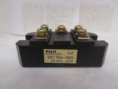 Fuji Electric Fanuc Power Diode Module 6ri75a-080 800v 75a