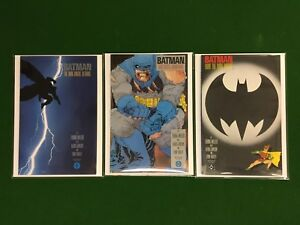 Batman - The Dark Knight Returns (Issues 1-3)