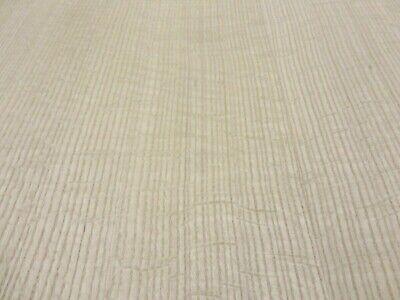 Red Oak Quarter Flake Tiger Wood Veneer 24 X 24 On Paper Backer Aa Grade