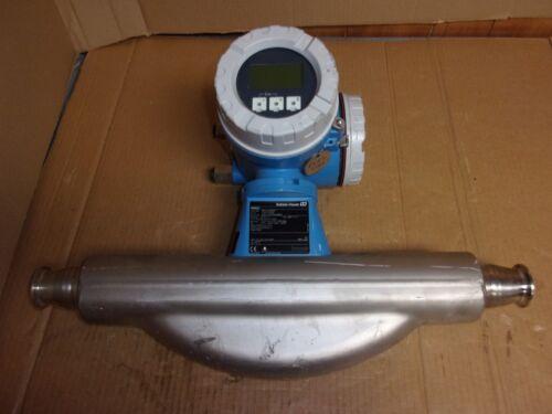 Endress + Hauser Flowmeter Promass 83 , 83F40-6KH9/0
