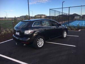 2009 Mazda Cx-7 Classic (fwd) 5 Sp Auto Activematic 4d Wagon