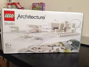 Lego 21050 Architecture Studio Brand New Factory Sealed Hornsby Hornsby Area Preview