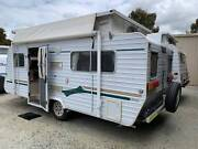Roma Sovreign Poptop - 2002 - Lots of Extras - Solar - Air Cond Warragul Baw Baw Area Preview