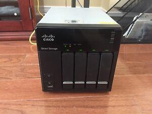Cisco NSS 324 Smart Storage Nas