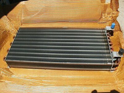New Holland E And Lb Backhoe Air Conditioning Evaporator 85804034