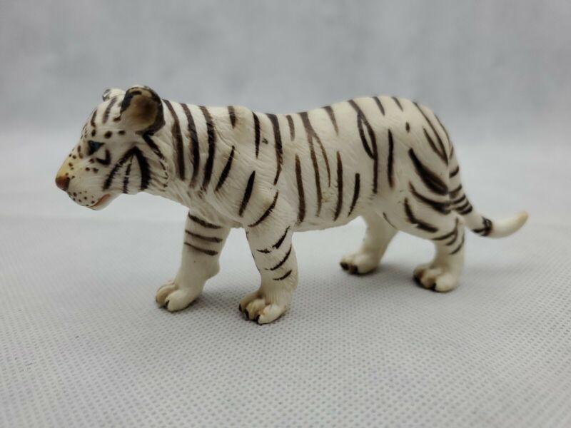 Schleich Animal figure albino white tiger 2003 (PA10)