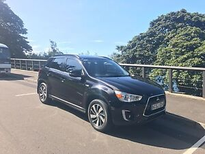 2014 Mitsubishi ASX XB 4x4 Auto Diesel Woolloomooloo Inner Sydney Preview