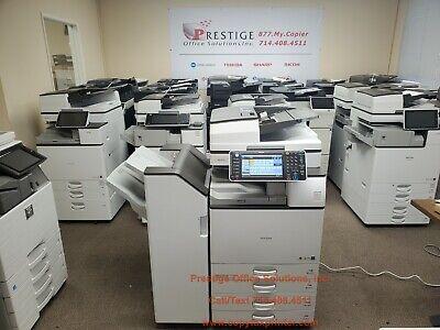 Ricoh Mp 5054 Blackwhite Copier Printer Scanner. Meter Only 57k