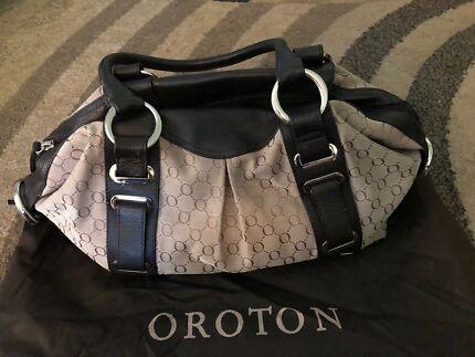 Oroton Signature Handbag