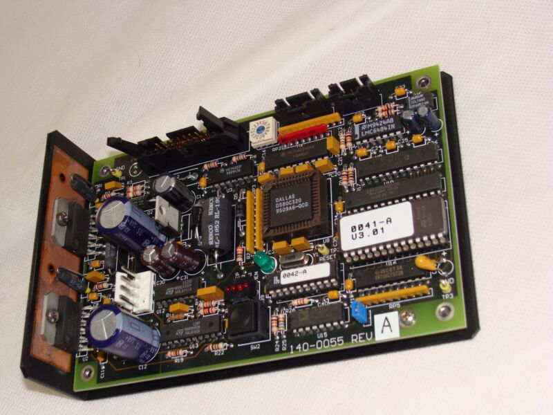 140-0055 AY & TX MOTOR CONTROLLER BD FOR HOLOGIC BONE DENSITY