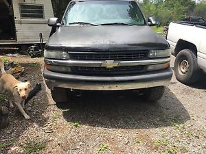 CHEVY BUMPER/Grill/Mirrors & other accessories for sale!