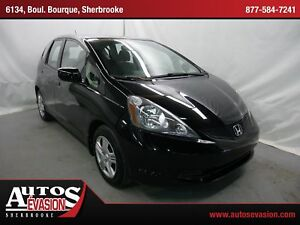 2013 Honda Fit LX + BLUETOOTH