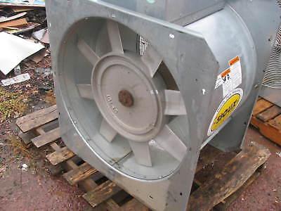 Sioux 28 Grain Bin Axial Aeration Fan 10-15 Hp 3 Phase 230v S190124