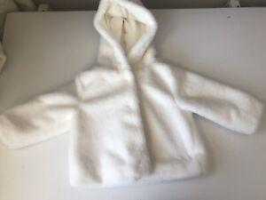 Girls jacket size 12 months