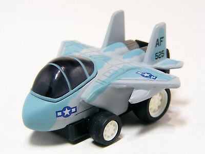 TAKARA TOMY Choro-Q Chibikko Q JET F-15 Eagle Douglas USAF Pullback Car Fighter for sale  Shipping to United States