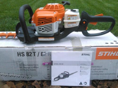 Stihl HS 82T Hedge Trimmer