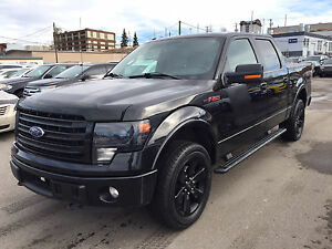 2014 Ford F-150 FX4 Appearance Package