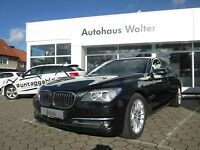 BMW 730d KAMERA HEAD-UP LEDER KLIMA ALU TV