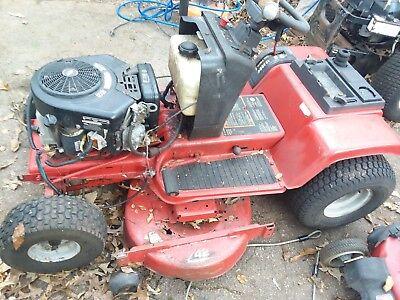 "42"" Snapper Ride on Lawn Mower"