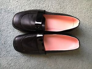 Black Cosplay Shoes