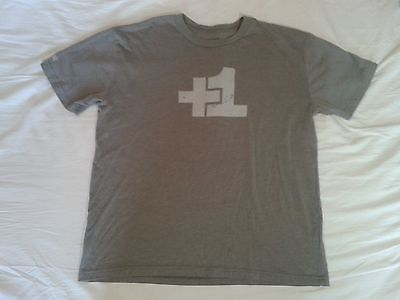 Facebook T Shirt  1 Plus 1 Friend Old School Chase Bank Great Gift Tee