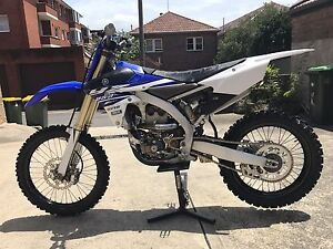 2015 Yamaha YZ250F Coogee Eastern Suburbs Preview