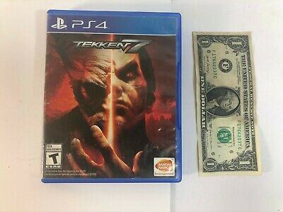 Tekken 7 for Playstation 4 by Bandai Namco