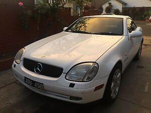1997 Mercedes-Benz SLK230 Convertible(Supercharged) Coburg Moreland Area Preview